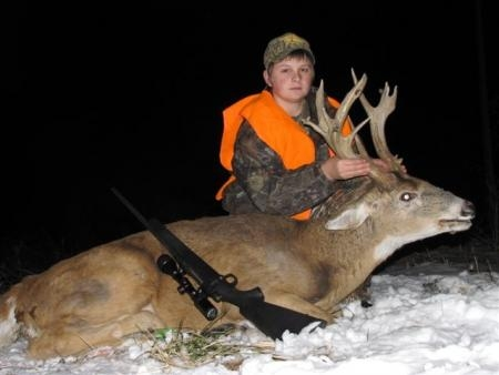 Hunter Payne's Deer Hunt